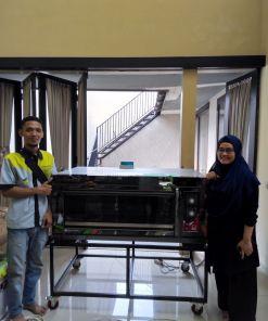 Ibu Kartika, Bekasi, Gas Baking Oven