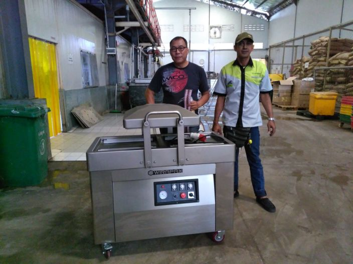 PT. HARUM SARI PRIMA FOOD INDUSTRIES, Vacuum Sealer