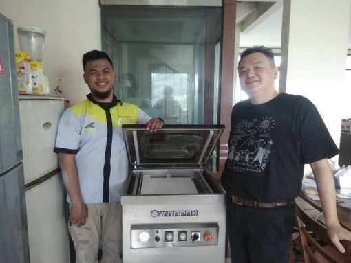Mesin Vacuum DZ-500 2E (Pak Teddy) - Bandung