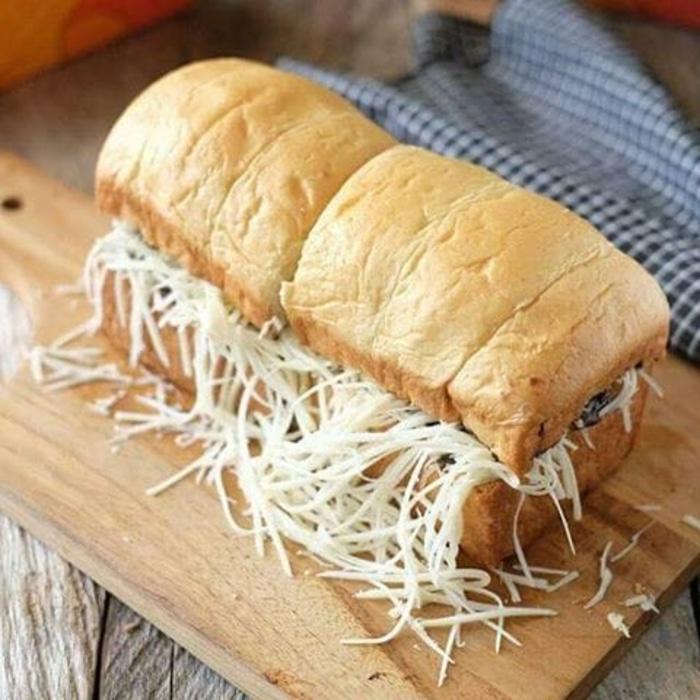 Cara membuat roti gembong