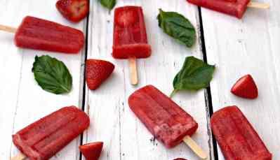 Cara Membuat Es Cream Popsicle