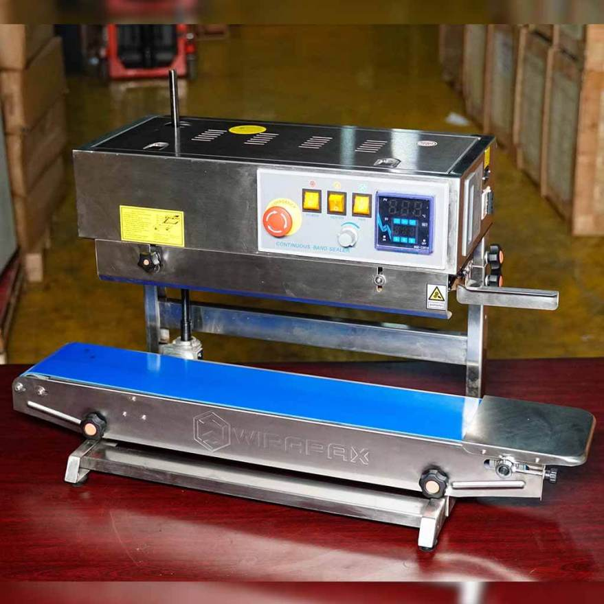 Continuous Sealer FRBii REal Pic