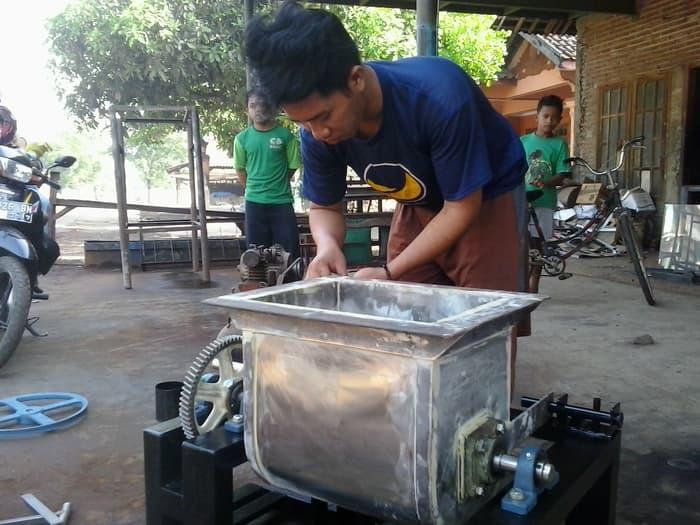 Mixer Roti Rakitan 1