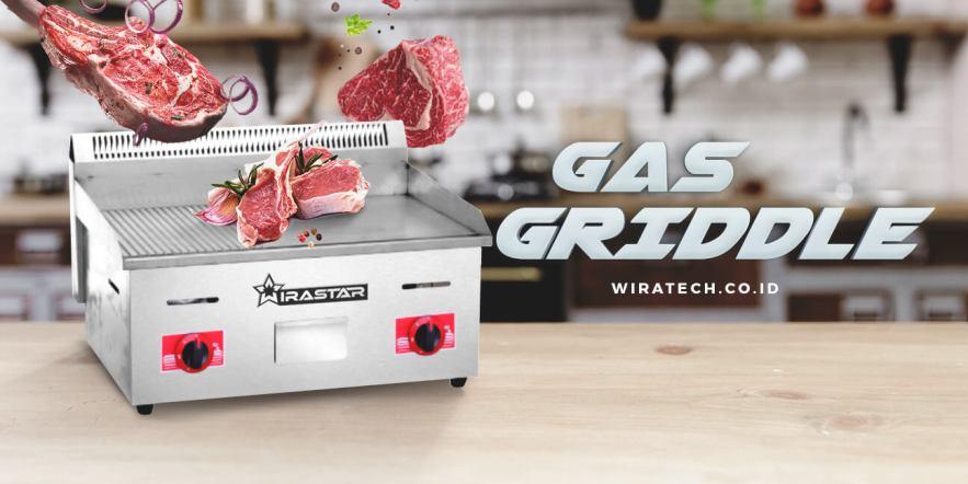 Gas Griddle - Pemanggang Gas Griddle Terlengkap & Termurah