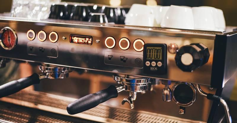 rekomendasi mesin kopi untuk cafe