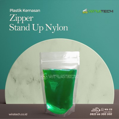 Zipper Stand Up nylon Cover
