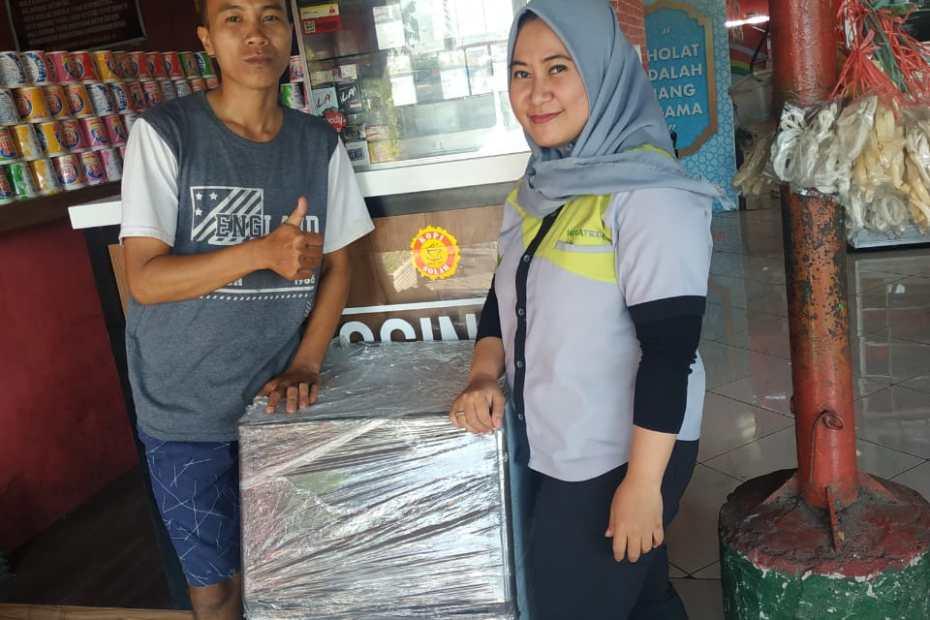 1. Warung Kopi Solar - Surabaya - Mesin Es Batu SD40 - 18 Juli 2019 - DONE