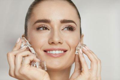 Perawatan Kulit Wajah Dengan Es Batu
