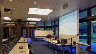 Graphic Recording für die Entwicklungshilfe der GIZ in Bonn 2