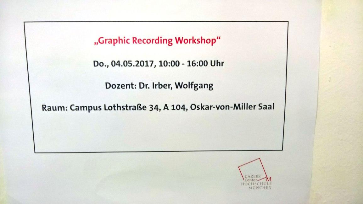 Workshop-Ankündigung