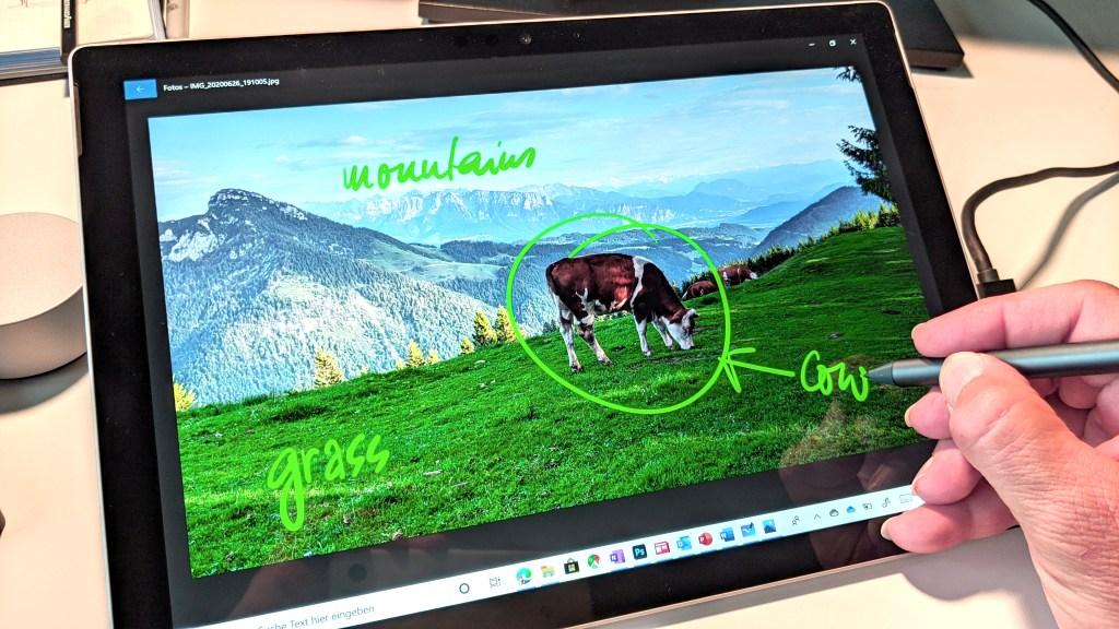 Ein Plädoyer für mehr Stift in der digitalen Welt - die Verwendung des Surface Pen im Büroalltag 12