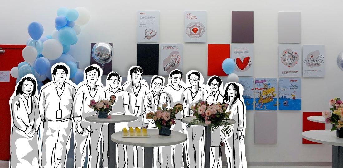 Wie eine Vision von Mitarbeitern gestaltet und sichtbar wird - eine Anleitung in 7 Schritten 2