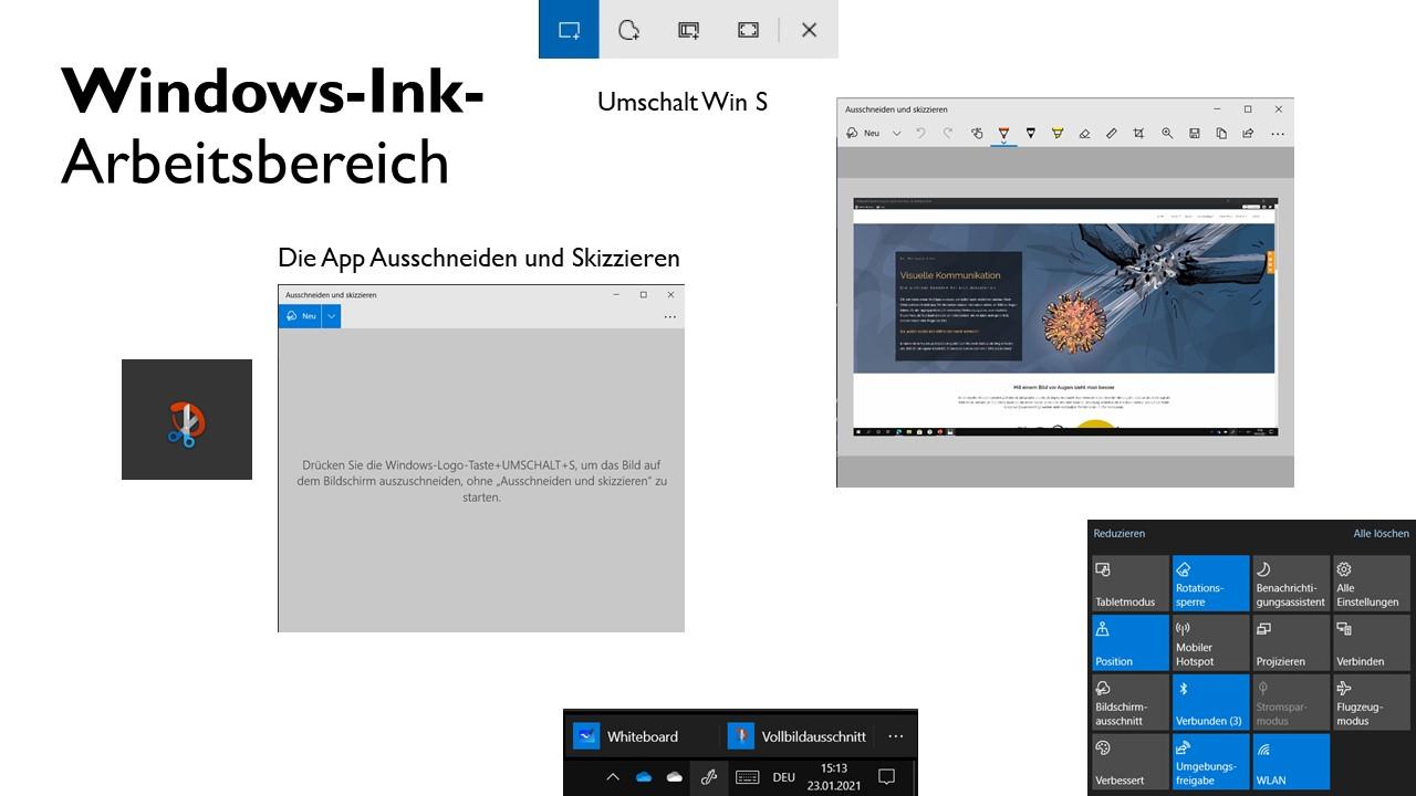 Basiskurs : Microsoft Surface mit Stift richtig nutzen und papierarm wie kreativ arbeiten 8
