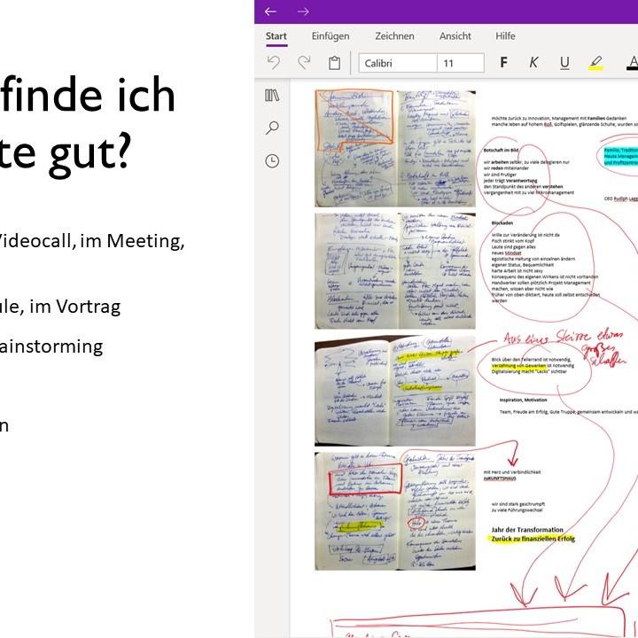 Spezialkurs: Digitales Zeichnen auf dem Microsoft Surface oder ähnlichen Windows-Geräten 6