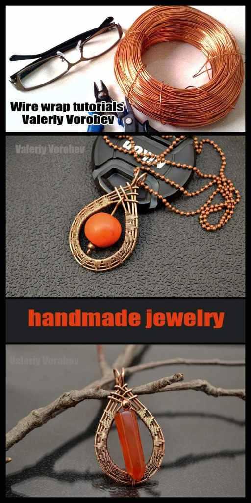 DIY, wire wrap tutorials, wire wrap, wire wrapped, wire jewelry