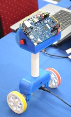 Self-balancing Robot (Gen1)