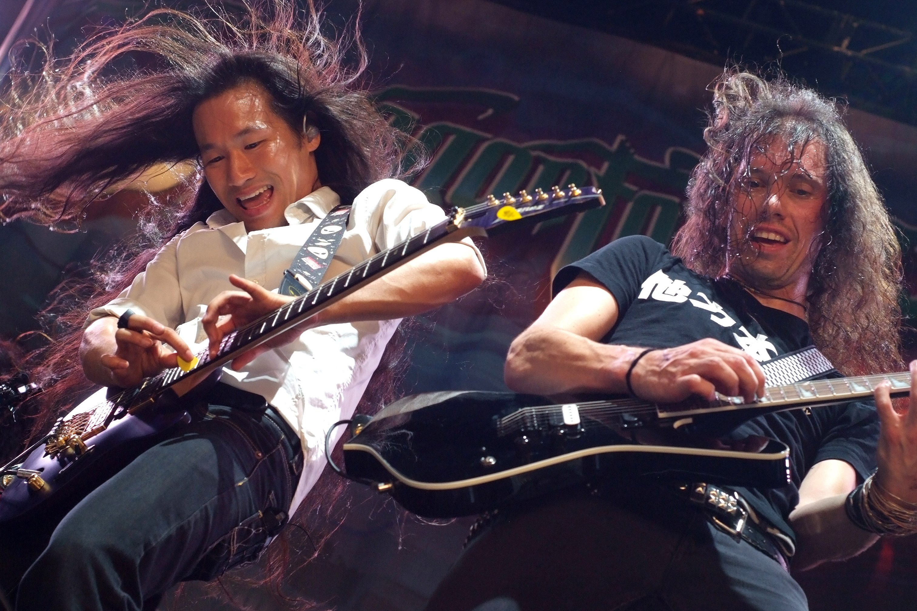 Exclusive Hear Dragonforce's Live Version Of 'through The