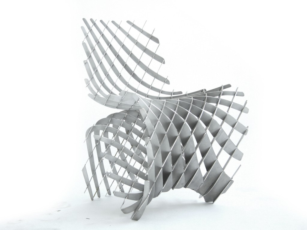 Printed Chair A Visionary 3 D Printed Chair That You Can Download Now