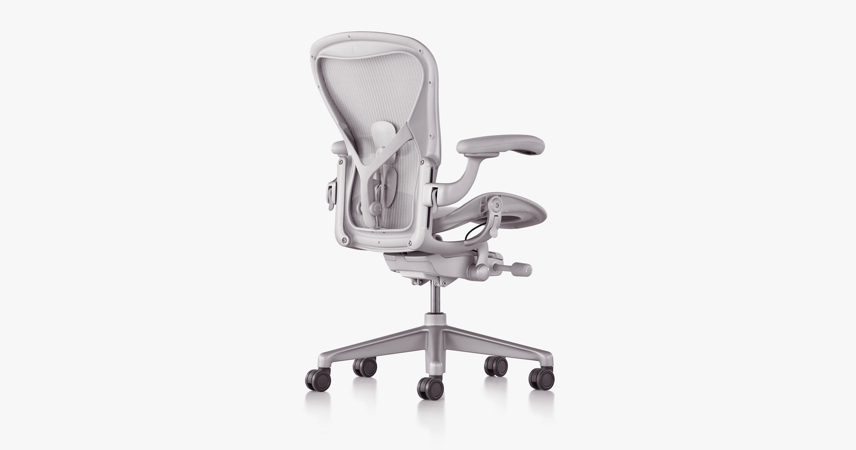 Aeron Chair Repair Herman Miller Just Redesigned Its Iconic Aeron Chair Wired