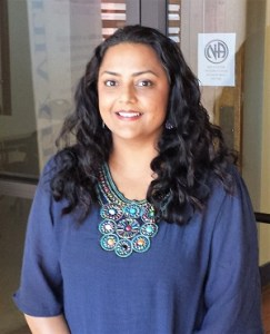 Samina Malik Smith, Capacity Development Manager