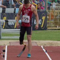 Markus Rehm - blade jumper