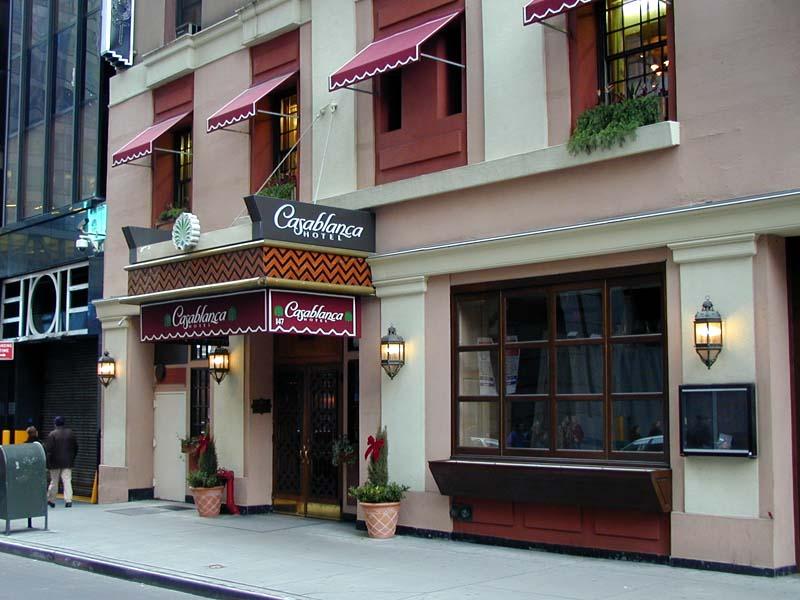 Casablanca Hotel  Wired New York
