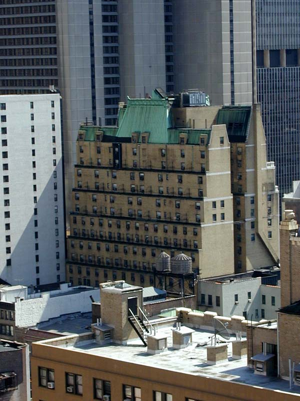 Paramount Hotel Times Square  Wired New York