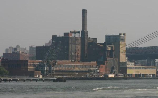 industrial landscapes of york