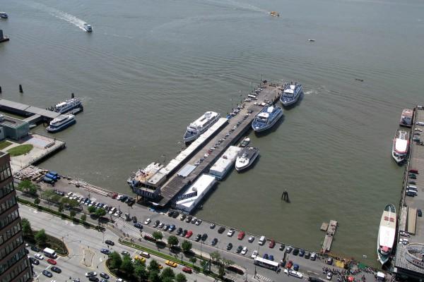 Pier 81 Hudson River Park Wired New York