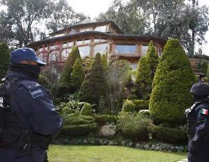 Mexico City Home Raid