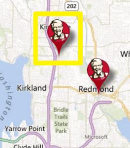suspect KFC