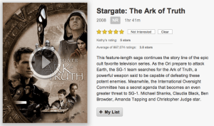 Stargate Description