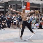Taipei Street Performer