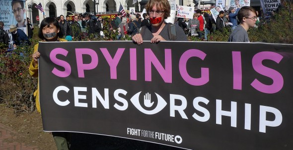 Our government's comprehensive war on our privacy