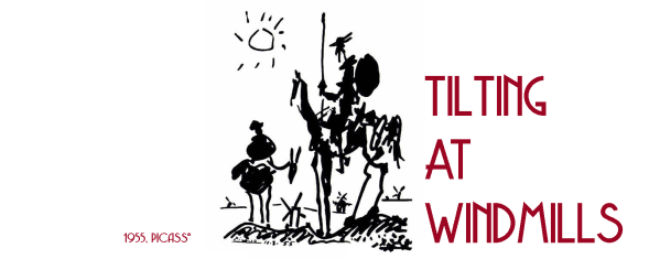 Tilting at windmills: cite your sources!