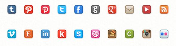 Best practices for integrating social media into your website design