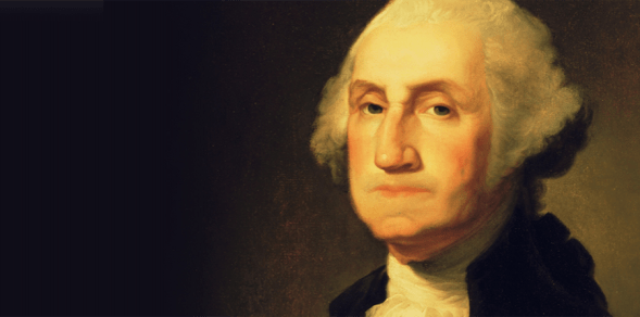 George Washington's crystal ball: a word about parties