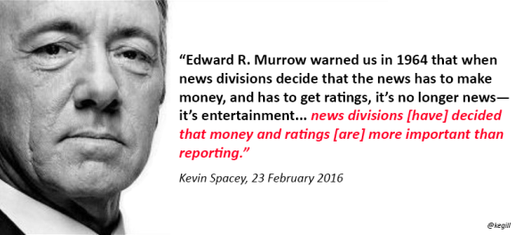 Murrow warning