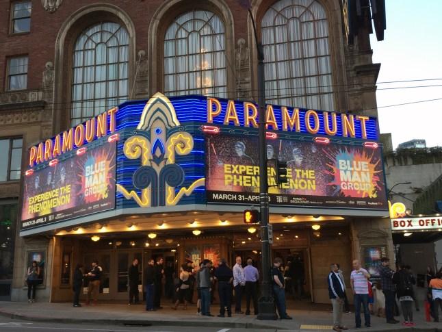Paramount Seattle