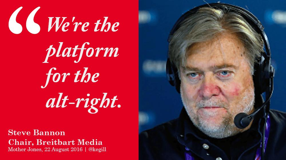 Bannon quote Alt-Right