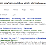 copy paste share