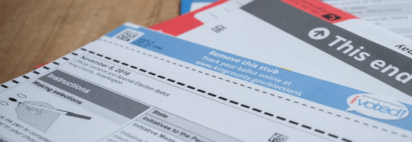 Why should you vote on paper?