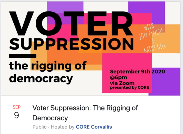Voter suppression, misinformation and how they can rig democracy