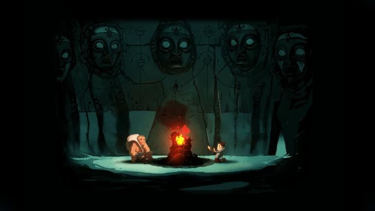 An immersive and emotional, award winning 2D platform adventure
