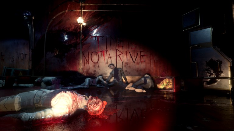 First-Person horror adventure where surviving is everything