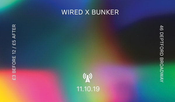 Bunker x Wired