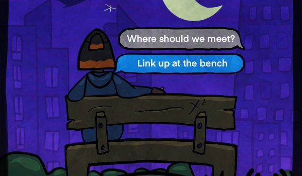Link Up At The Bench