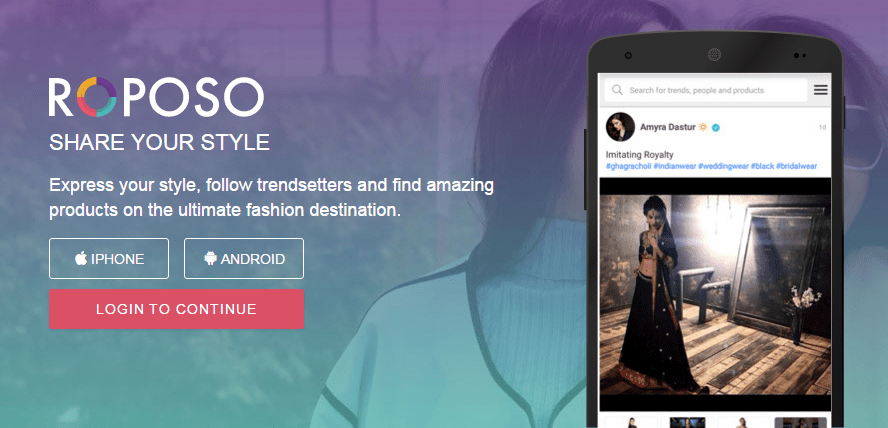 5 Reasons Why ROPOSO Is Unlike Any Other Fashion Website