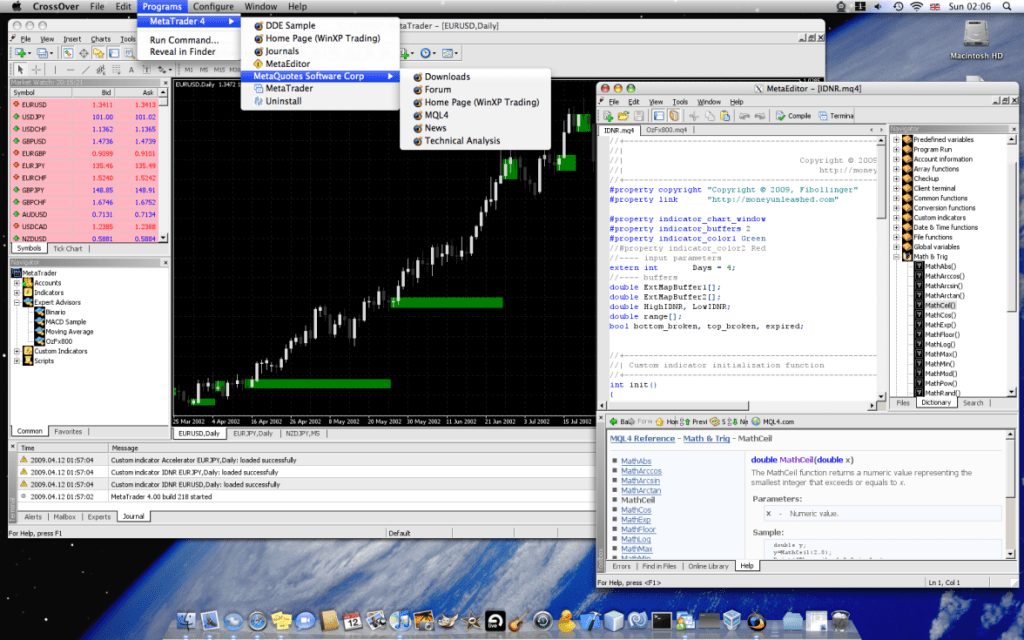 metatrader-4-mac