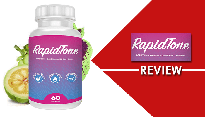 Rapid Tone Review - Weight Loss Pill Any Good? Proofs!!